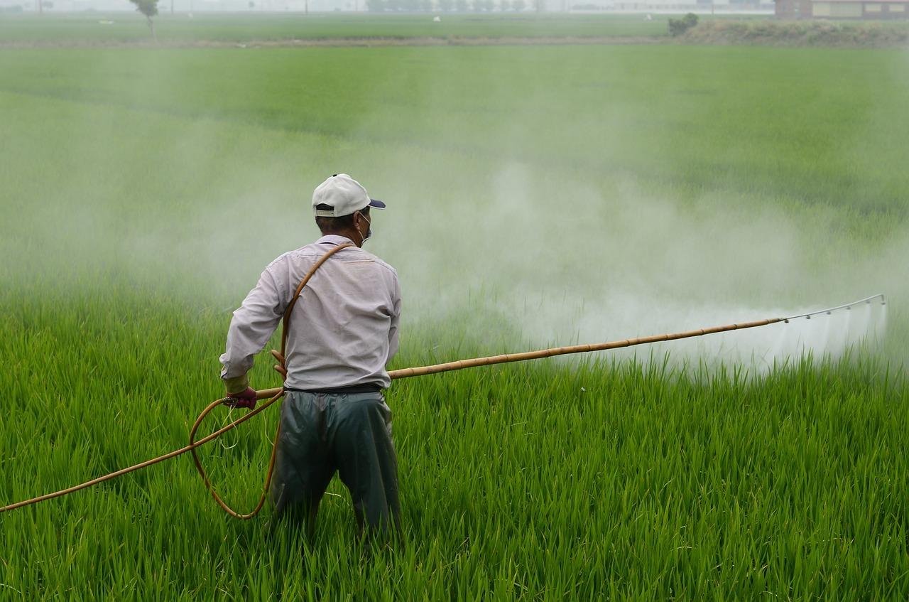 Aplicación de fitosanitarios
