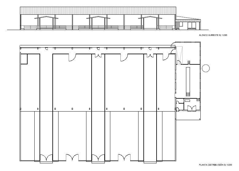 Proyectos de construcción de naves para ganadería
