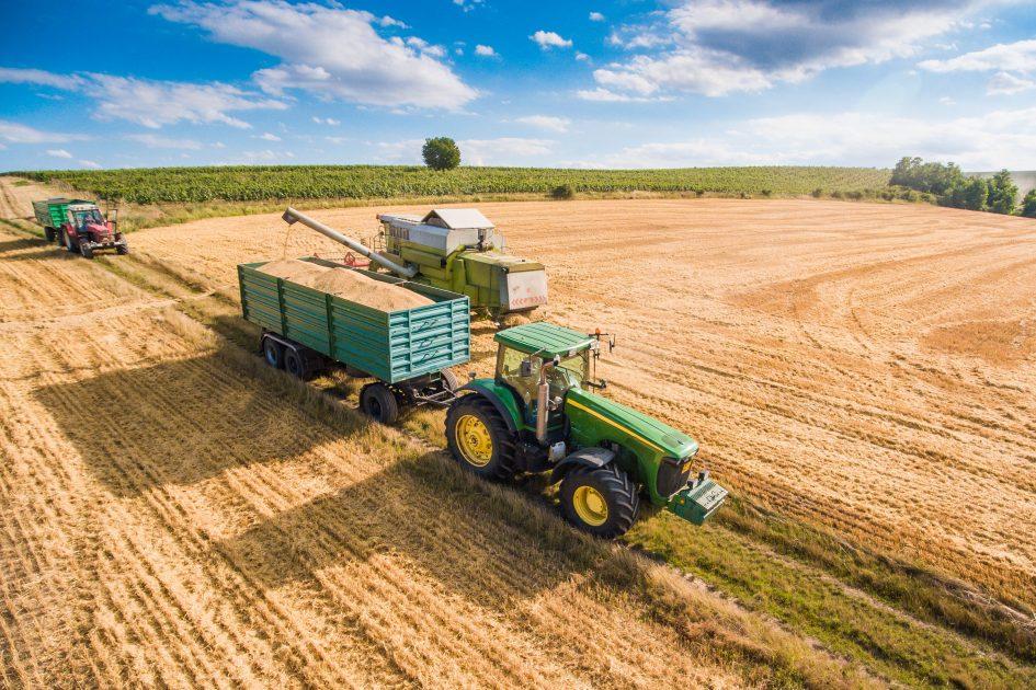 Nuevas tecnologías agricultura